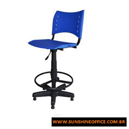 Cadeira Caixa Polipropileno