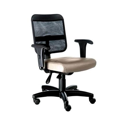 Cadeiras Tela Giratória / Fixa